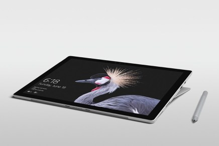Microsoft анонсировала Surface Pro (5-е поколение + технические характеристики)