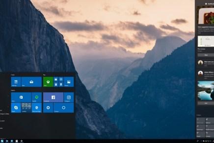 Все, что нужно знать о будущем обновлении Windows 10 Fall Creators