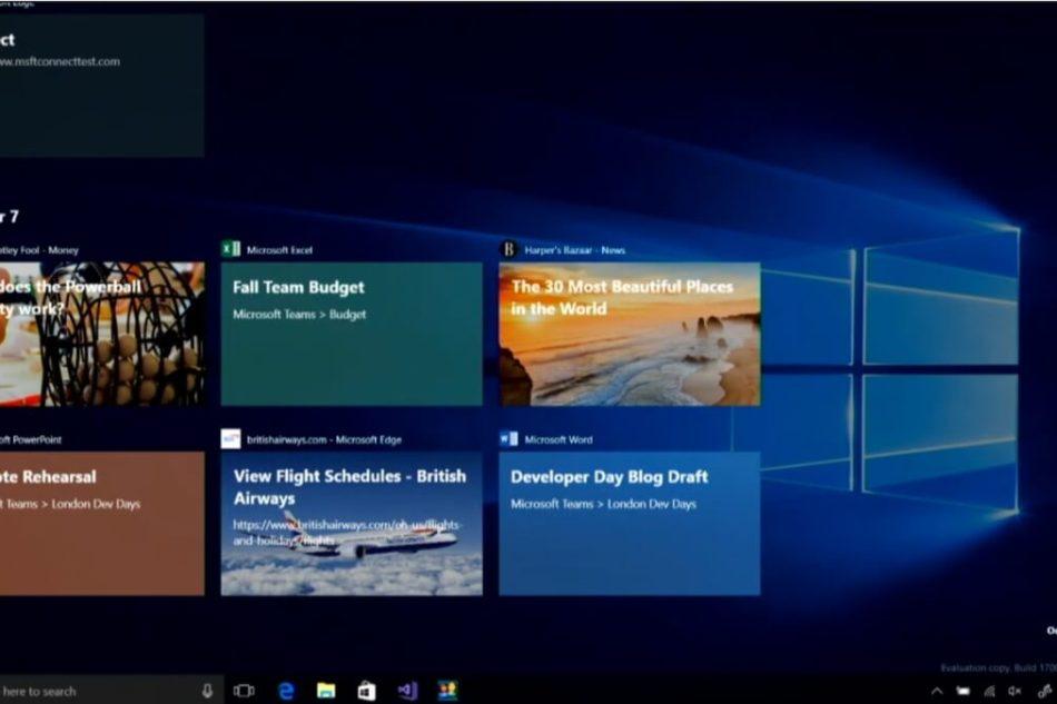 Что принесет нам следующее обновление Windows 10 (Spring Creators Update)