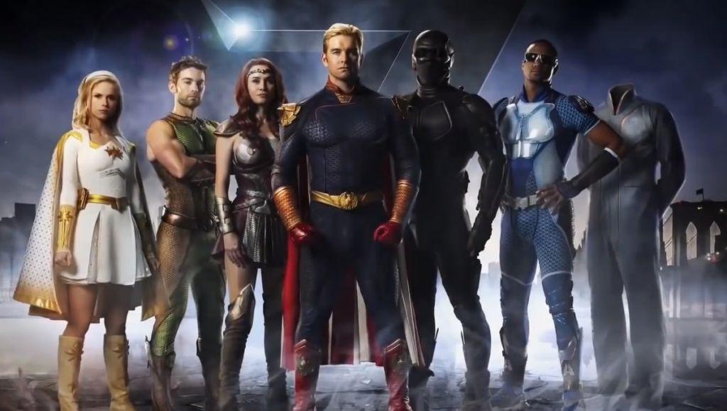 Взгляни на супергероев под другим углом (The Boys Season 2)