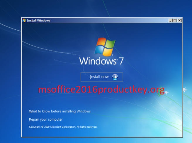 Windows 7 Product Key Generator 32/64 bit (Free 2021)