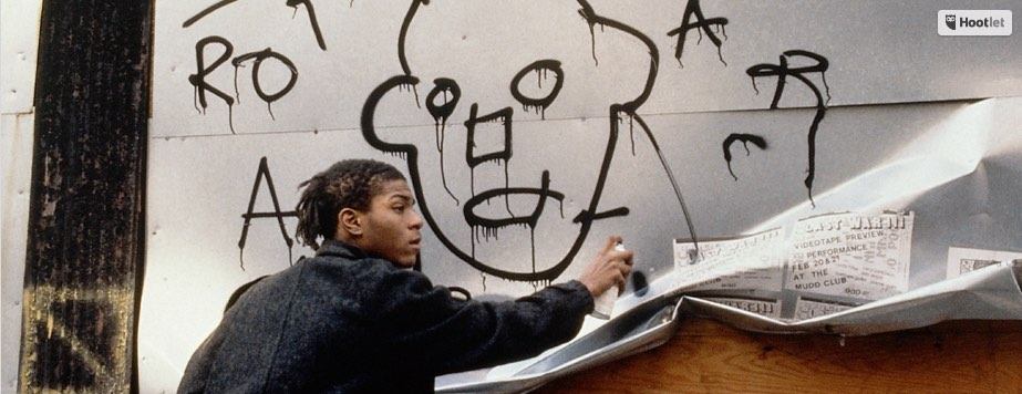 Jean-Michel Basquiat in DOWNTOWN 81 Resurfaces in Remastered and Digitally Restored Debut