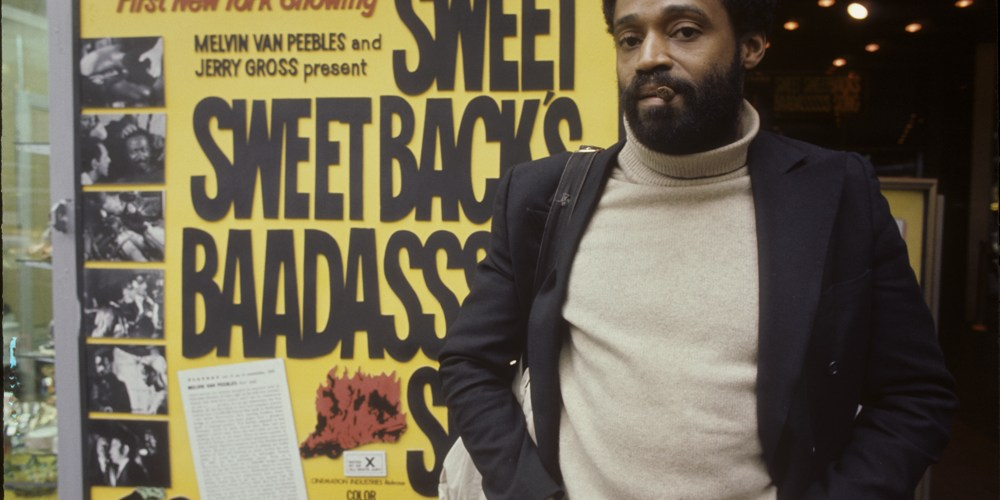 Joe Angio's How To Eat Your Watermelon in White Company (and Enjoy It) is a glorious commemoration of Melvin Van Peebles