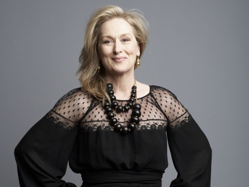 Meryl Streep Backs The Writers Lab For Women Over Forty