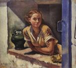 collioure-katia-on-the-terrace-1930