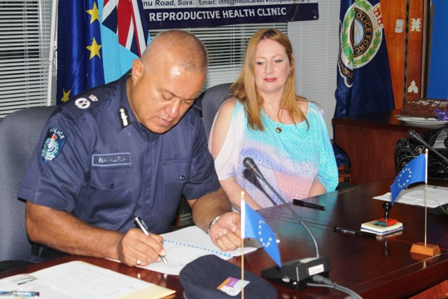 Fiji Police Force