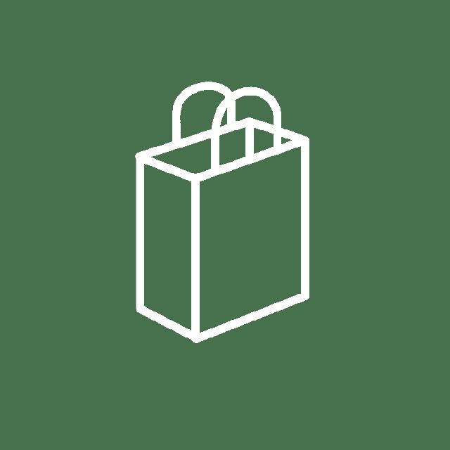 Пакеты с вырубной ручкой и логотипом