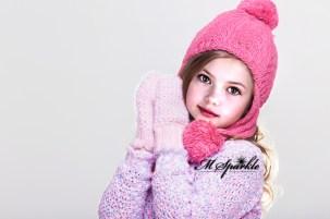 Renesmee Pink Mittens 2