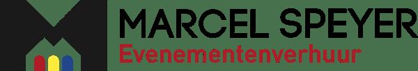 Logo Marcel Speyer Evenementenverhuur