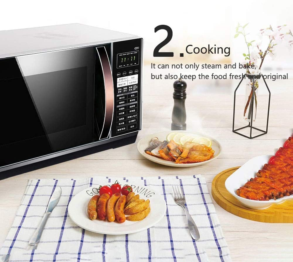 hd display light wave oven 25l capacity