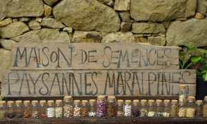 La Maison des Semences Paysannes Maralpines est née !