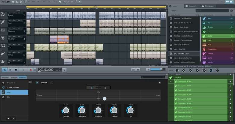 music maker, a popular tool for musicians now available from windows