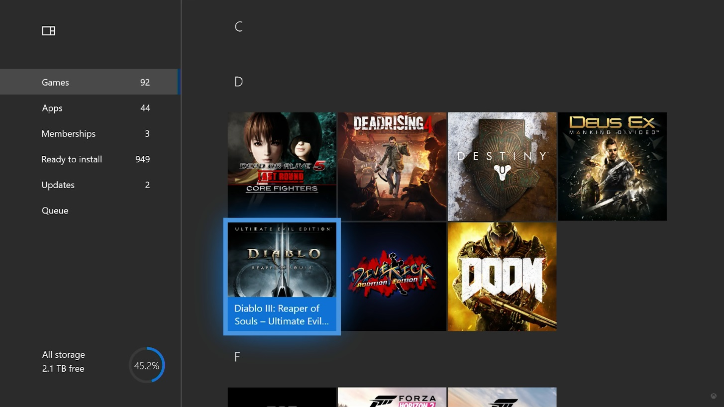 Heres What The New Xbox Dashboard Brings To The Table MSPoweruser