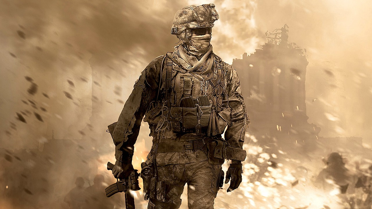 Call Of Duty Modern Warfare 2 Remastered Listing Appears