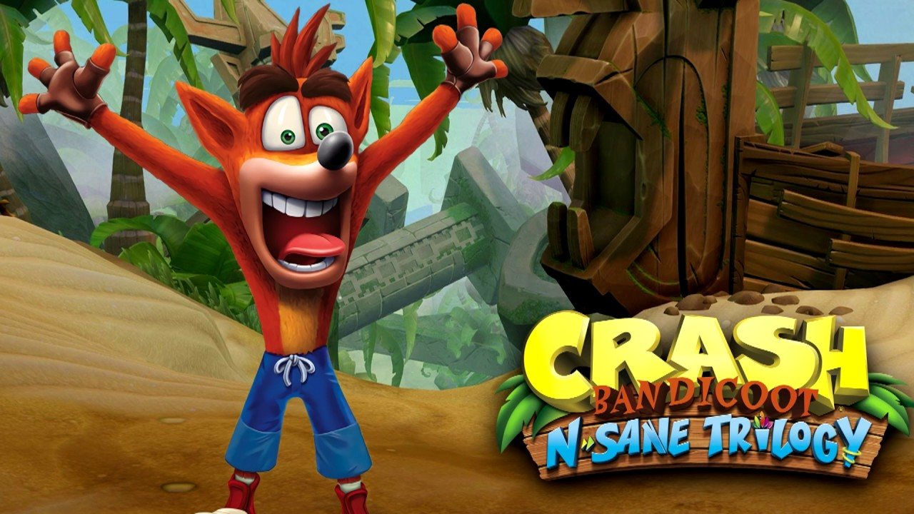 Crash Bandicoot N Sane Trilogy Is Coming To Xbox One