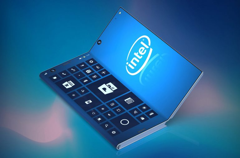 Intel Is Working On The Foldable Smartphone Of Our Dreams