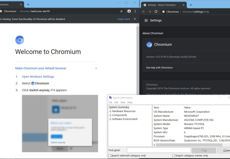 First update for Microsoft Edge Insider now available