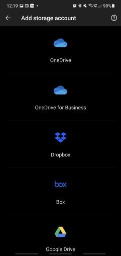 Android için Outlook birçok yeni özellikle güncellendi 14