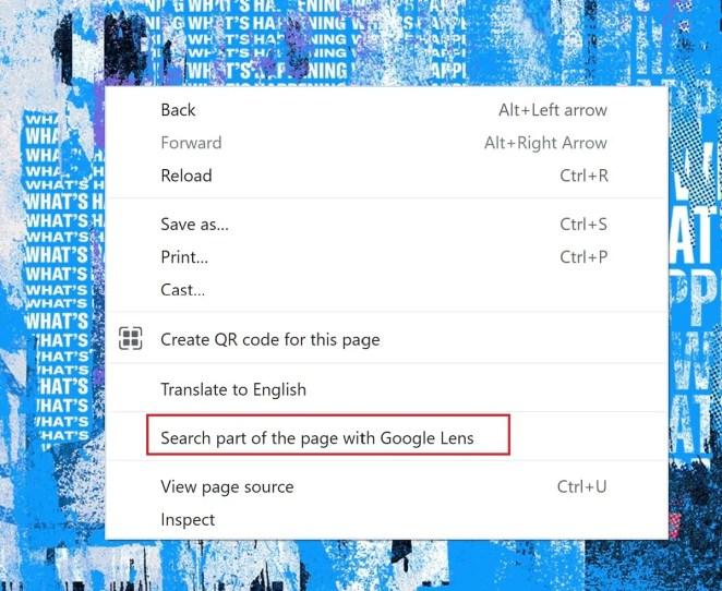Google, Google Lens Görsel Arama'yı Chrome Canary'ye ekler 15