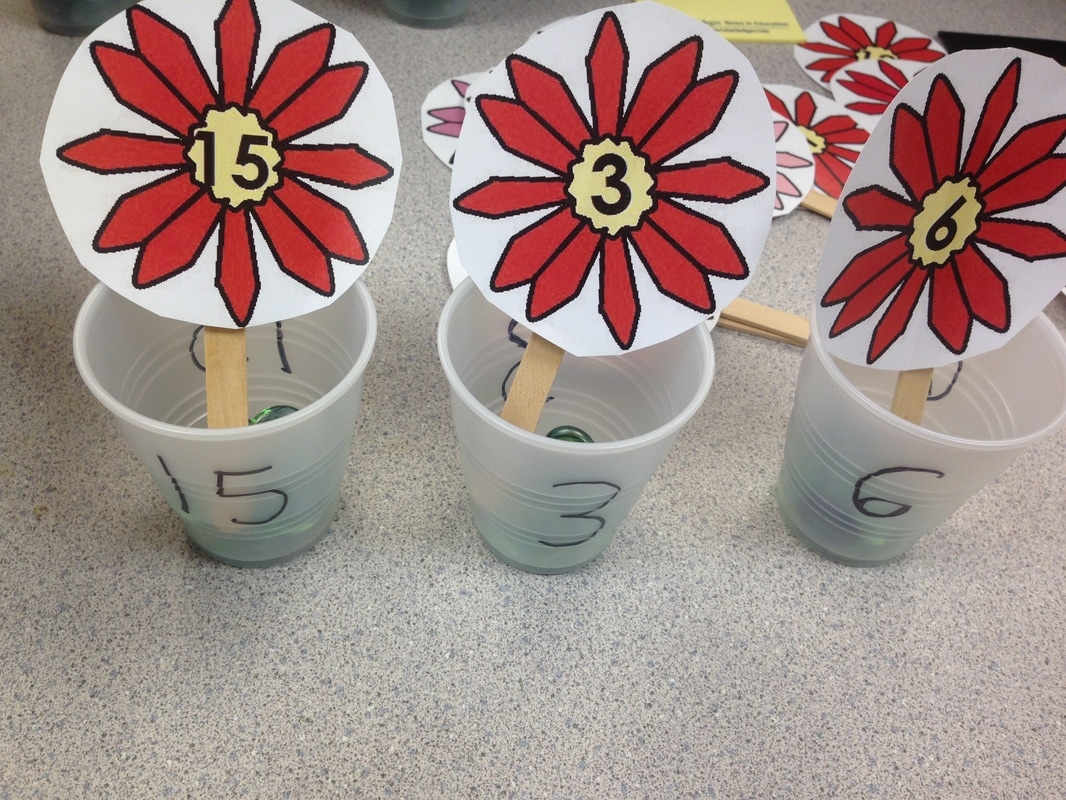 Flower Number Matching