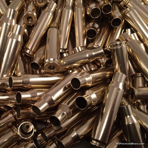 .308 / 7.62-Fully-Processed-Brass