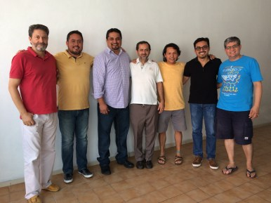 Comunidad de MSpS Proyecto de Horizontes Creativos