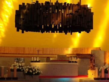 Pedre altar