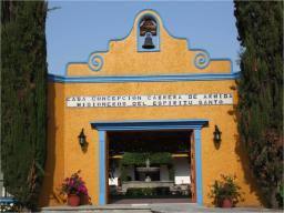 Fachada Casa Conchita