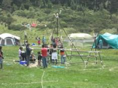Éxodo kibbutz 2011