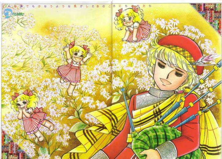 Candy and Albert from Artbook of Mayme Angel