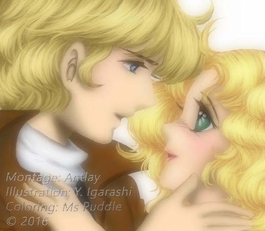Albert and Candy - closeup