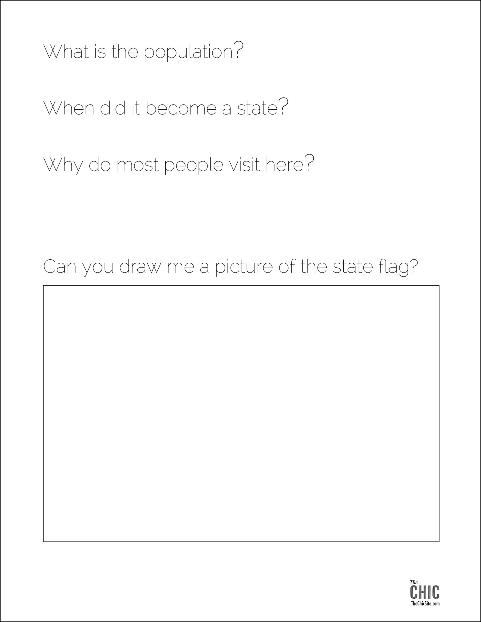 Thechicsite Tripsheet Printable 3
