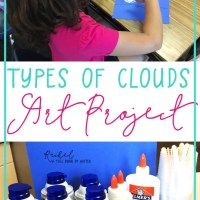3 Types of Clouds Craft