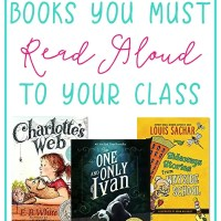 10 Chapter Books You Must Read Aloud to Your Class