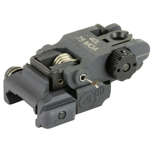A.R.M.S. #40L Low Profile Rear Sight - MSR Arms 1
