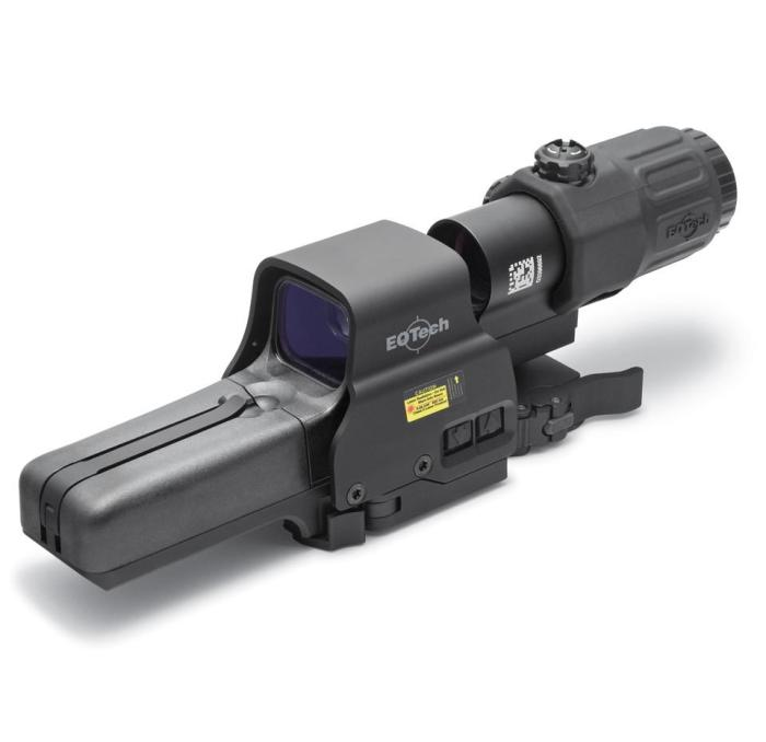EOTech Holographic Hybrid Sight III 518.2 with G33.STS Magnifier