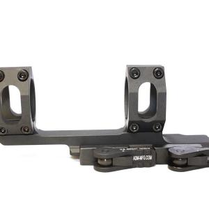 American Defense Mfg. Quick Release Scope Mount with 30mm Rings