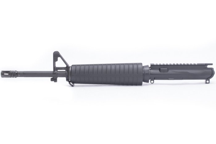 "Spike's Tactical Upper 5.56 16"" Mid LE w/ML Handguards & FSP"