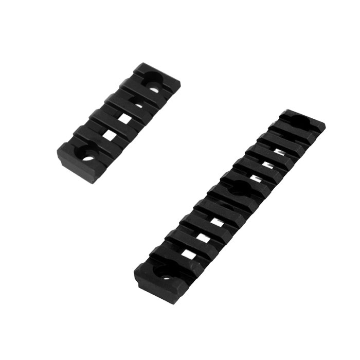 Lancer Accessory Rail with Backing Hardware (Options)