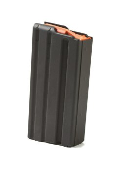 Ammunition Storage Components .223 Stainless Steel - 10 Rd Blocked 20 Rd Magazine