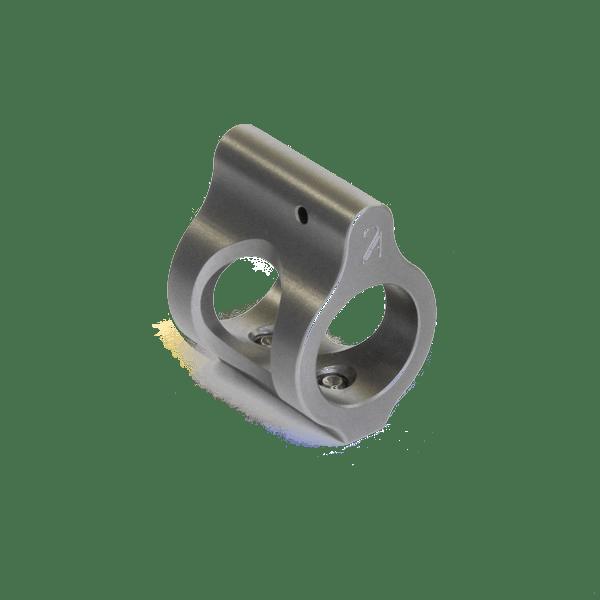 2A Armament Low-Profile Titanium Gas Block (Options)