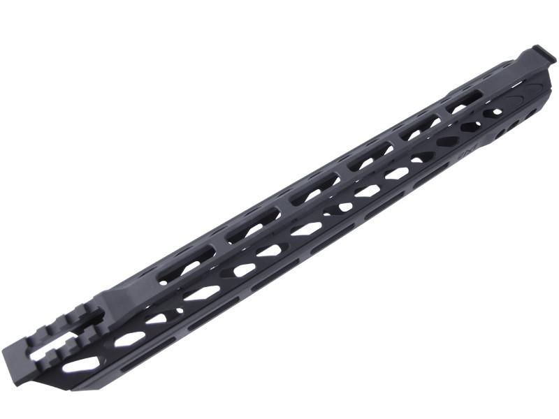 "Phase 5 LPSN - Lo-Pro Slope Nose Free Float Quad Rail - M-LOK­ 7.5"" or 15"""