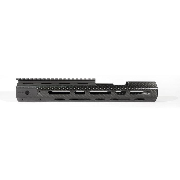 Lancer LCH716-CX-L Replacement Handguard for Sig 716 Extended Length with Top Rail