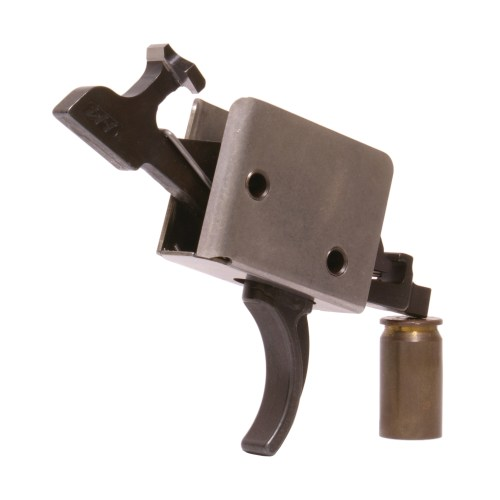 CMC 2-Stage Curved Trigger – Small Pin - MSR Arms