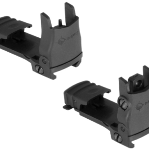 Mission First Tactical Back Up Polymer Flip-up Sights Package