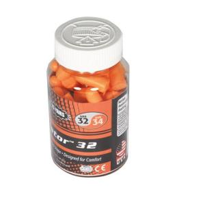 Radians Foam Earplugs - 25 Pair Canister