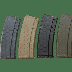 Hexmag HX Series 2, 10-Rd AR-15 Magazine (Options)