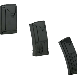 Lancer A5 Advanced Warfighter Magazine (AWM) - Black (Options)