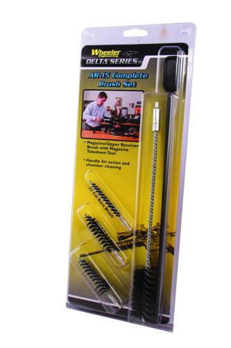 Wheeler AR15 Complete Brush Kit