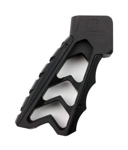 Tyrant Designs MOD Series Skeletonized Aluminum AR-10 or AR-15 Grips (Options)